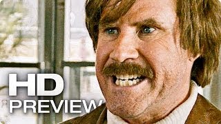 ANCHORMAN 2: Die Legende kehrt zurück Preview Deutsch German | 2014 Official [HD]