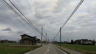 Walking Around Japan #029: 富山県黒部市生地芦崎から
