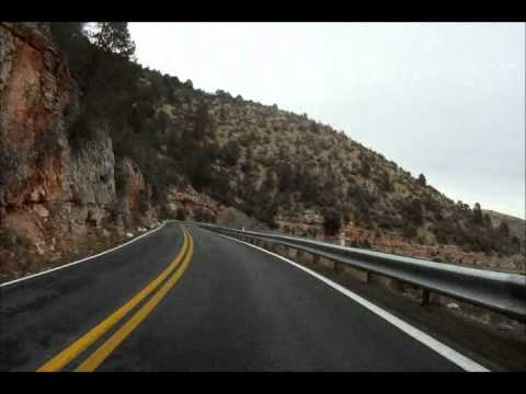 Mingus Mountain Scenic Drive