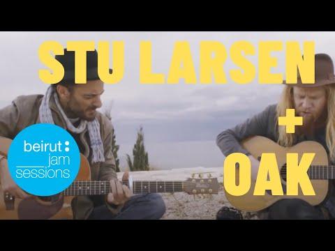Stu Larsen & Oak - San Francisco | Beirut Jam Sessions