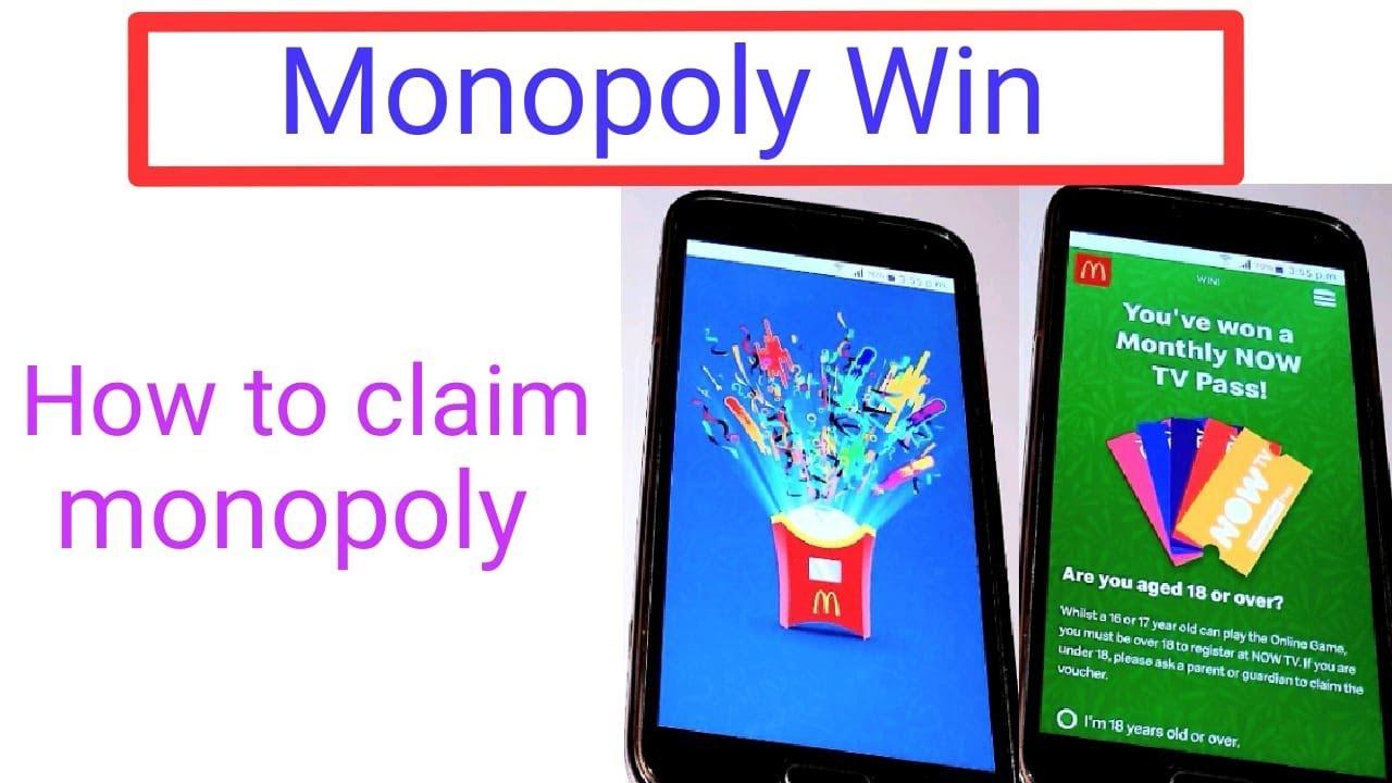 2019 Monopoly Gewinnspiel Code Eingeben