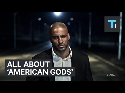 """Everything you need to know about """"American Gods"""""""