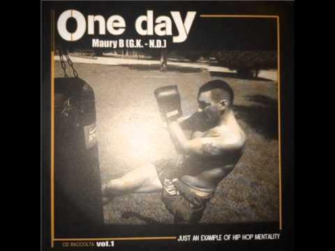 Download GATE KEEPAZ feat. MAURY B - IL SEGRETO (One Day, 2009)