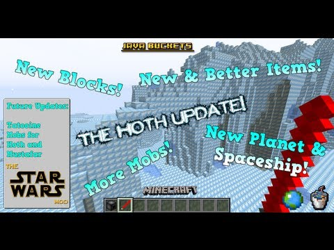 The Star Wars Mod Crafting Recipes