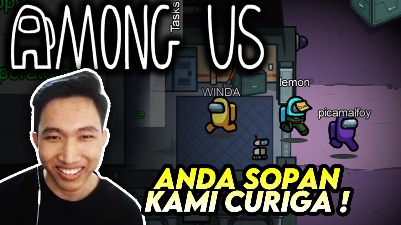 KENA TUDUH TERUS !! | AMONG US INDONESIA