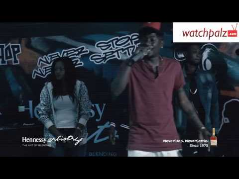 YCee vs Vector – Head to head   Hennessy Cypher  2016
