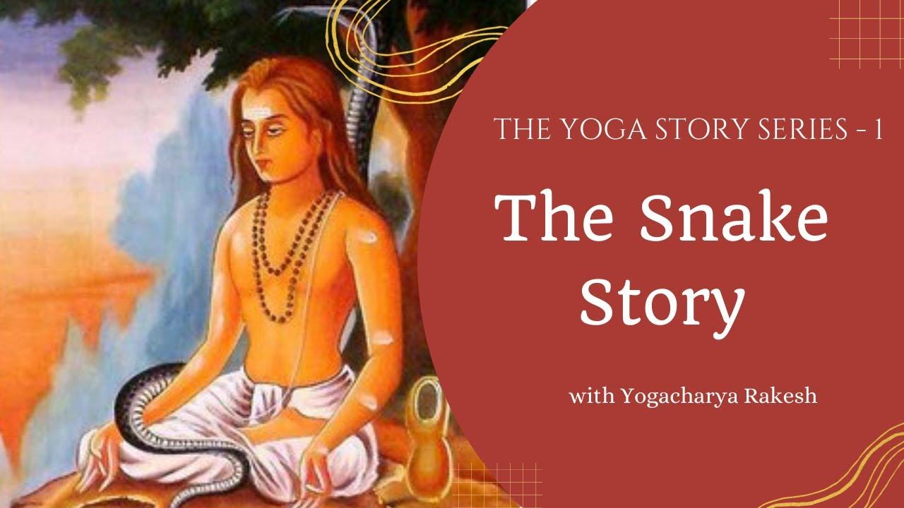 """The Story of a Yogi Snake"""