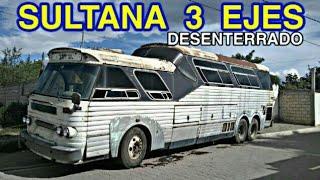 SULTANA DE 3 EJES DESENTERRADO ⭐⭐⭐