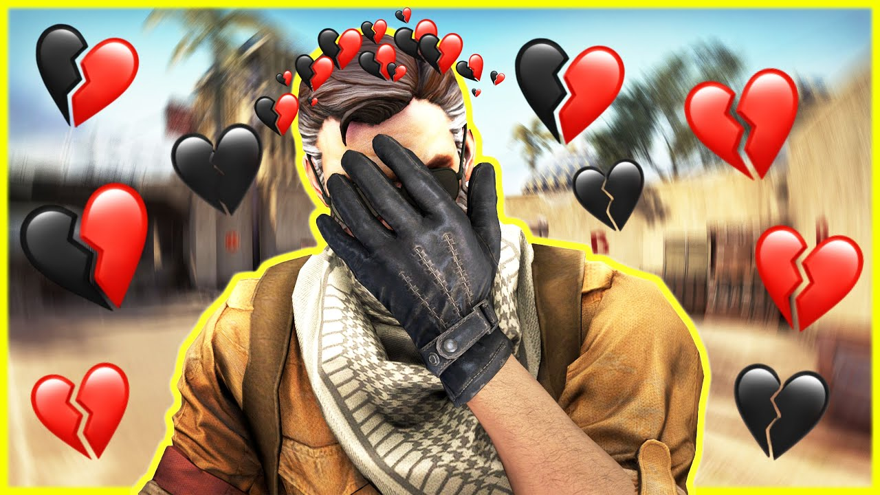 WHEN GAMER GIRLS JOINS MY SQUAD   FUNNY MOMENTS   CSGO INDIA