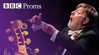 More video from this Prom: https://www.bbc.co.uk/events/ewwrn3/play/ad3d9r Malcolm Sargent instigated the tradition of the audience singing Parry's Jerusalem ...