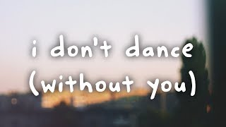 Matoma Enrique Iglesias I Don 39 t Dance Without You.mp3