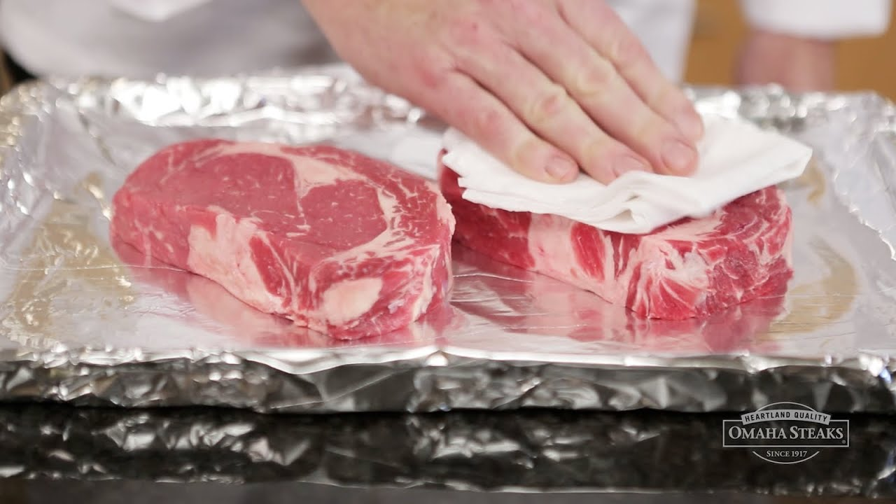How To Cook A Steak In The Oven You