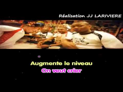 MAGIC SYSTEM   AMBIANCE A L'AFRICAINE I G JJ Karaoké - Paroles