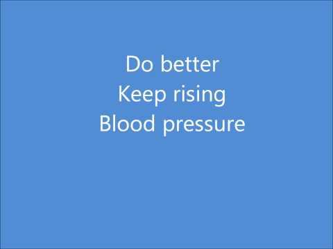Mutemath-Blood Pressure lyrics