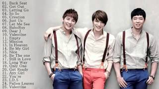 JYJ 2015 ||JYJ's Greatest Hits | Best Collection Of Songs JYJ