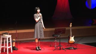 My way of conveying feelings beyond words | Mari KATAYAMA | TEDxKobe