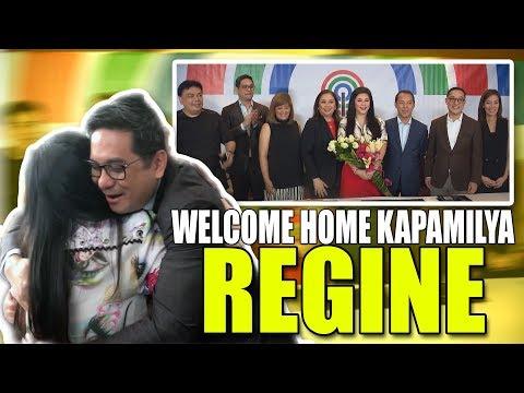 Vlog #26: Welcome Home Kapamilya Regine!