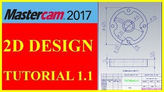 Download Mastercam 2019 2d Learn How To Drawing MP3, MKV
