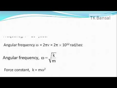 JEE Main 2018 solutions,A silver atom in a solid oscillates in simple harmonic motion in