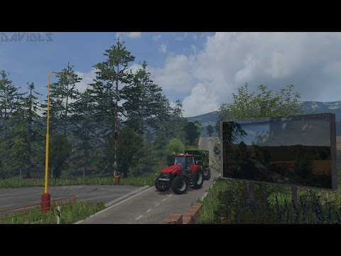 FS 2015 - Slovakia Map - Trailer #1