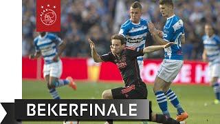Bekerfinale 2014: PEC Zwolle - Ajax