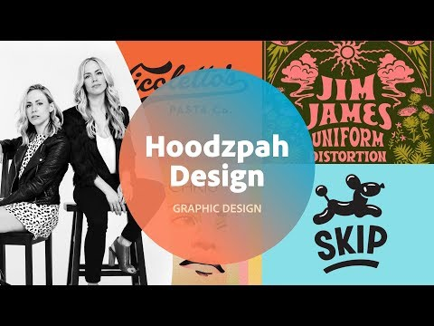 Graphic Design with Hoodzpah Design - 2 of 3