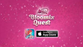 видео Winx Bloomix Quest (игра для iOS и Android)