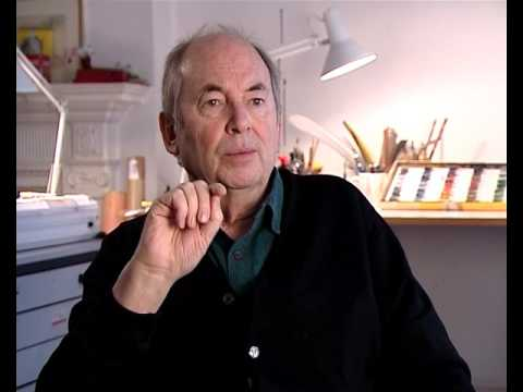 Quentin Blake - Illustrating Roald Dahl books even after his death (38/65)