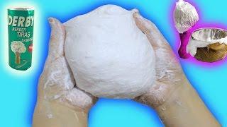 Katı Sabunla Slime Nasıl Yapılır? Pofuduk Slime - Traş Sabunlu Köpük Slime -  Bidünya Oyuncak