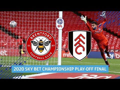 Brentford v Fulham | 2020 Play-Off Final extended highlights!