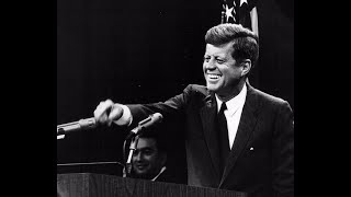 Thank You, Mr. President - The Press Conferences Of JFK - YouTube