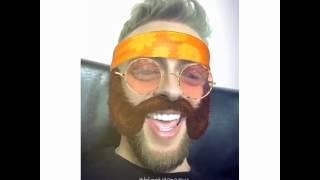 Егор Крид в Snapchat 6.05.2017