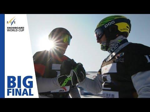 Sobolev Vs. Mastnak | Big Final | Secret Garden | Men's PGS | FIS Snowboard