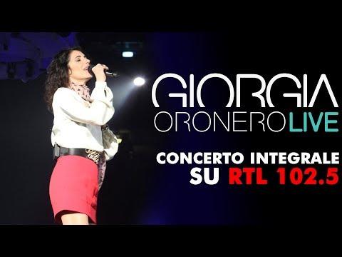Giorgia - ORONERO LIVE - Il concerto integrale a Milano