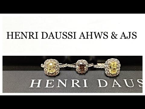 Henri Daussi Wedding Bands 63 Good