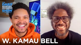 "W. Kamau Bell - ""United Shades"" & Tough Conversations 