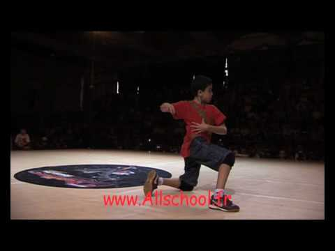 Mounir vs Mehdi Final Baby Battle Chelles 2009