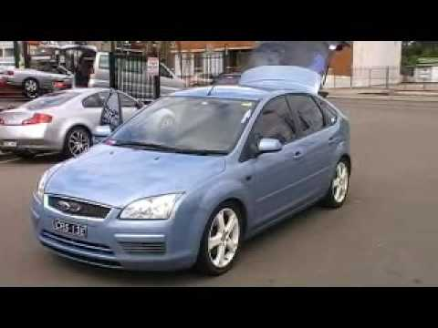 bargain ford focus 2006 review edward lee 39 s japanese auto centre youtube. Black Bedroom Furniture Sets. Home Design Ideas