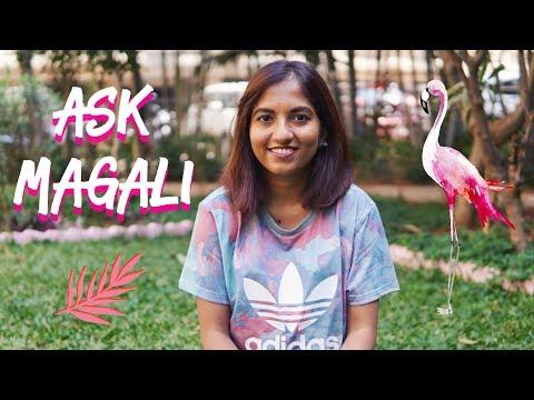 Q&A | Boyfriend, Blogging & Dream Travel Destinations // #AskMagali