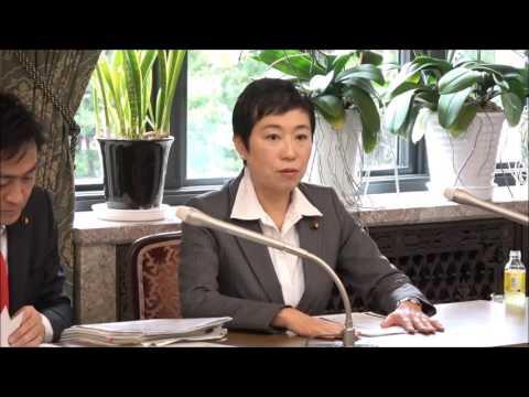 【森友学園】調査チーム辻元清美「安倍首相は怒る立場じゃない!国民へ謝罪すべき。昭恵夫人の関与がないと調査して証明すべき」