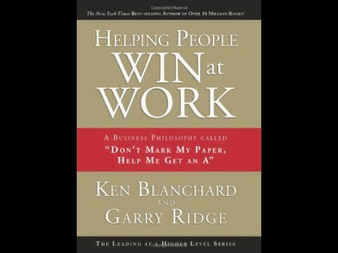 """Ken Blanchard, author, """"Helping People Win at Work,"""" """"The One-Minute Manager"""""""