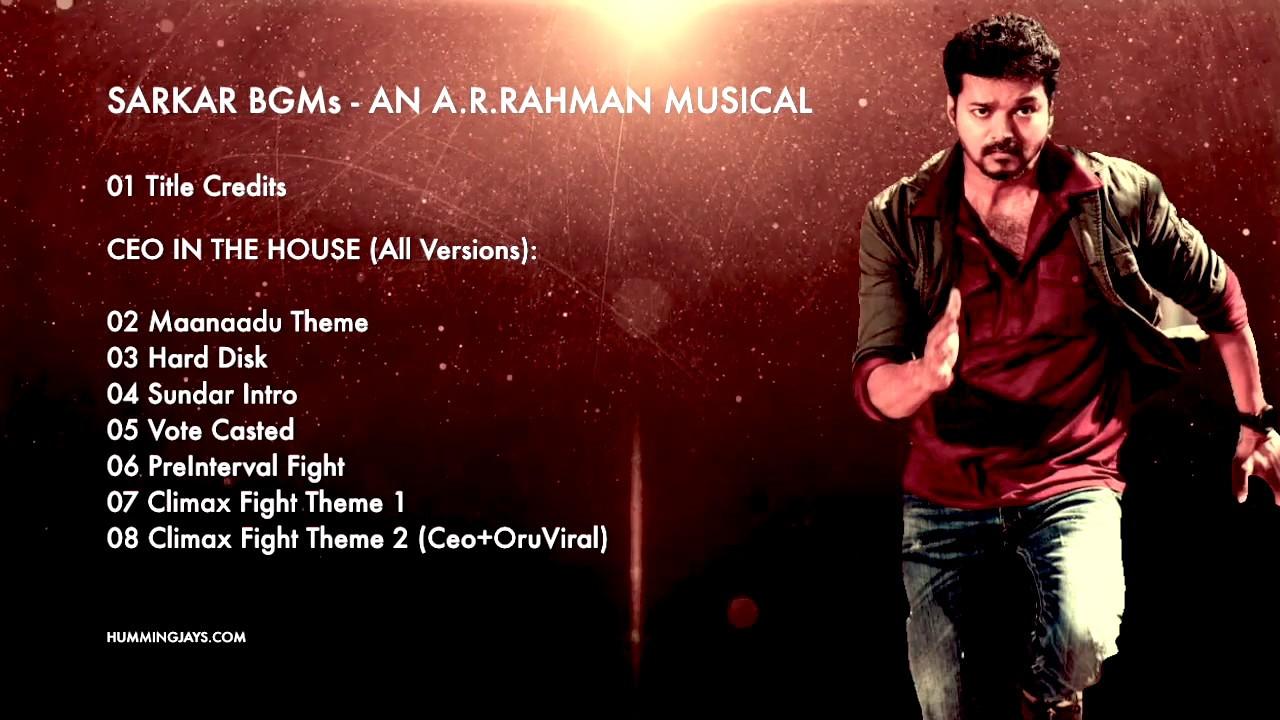 sarkar fight bgm mp3 download tamil