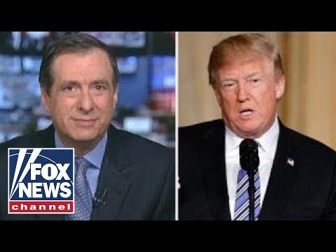 Kurtz: Trump's hard sell that he's toughest toward Moscow