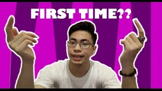 THE FIRST TIME AT THE GYM?!