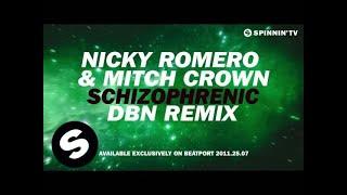 Nicky Romero & Mitch Crown - Skitzophrenic (DBN Remix) [Teaser] [HD]