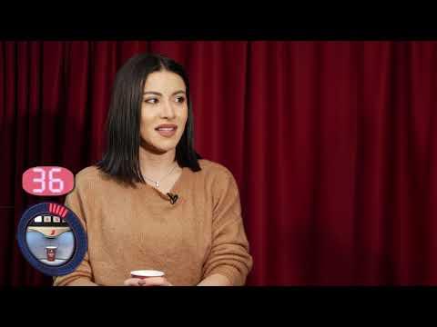 Nicoleta Nuca răspunde provocării NESCAFÉ Alegria