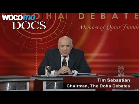 The Doha Debates, le forum qui prône la liberté d'expression (Extrait du documentaire sur le Qatar)