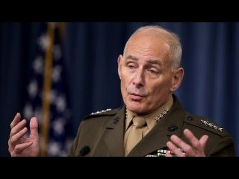 The challenges Gen. John Kelly would face as DHS secretary