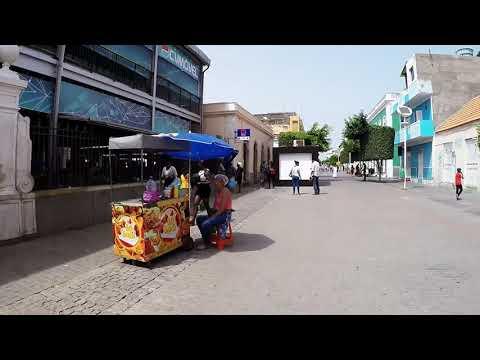 Travel The World With Suze; Praia, Ilha De Santiago, Cape Verde