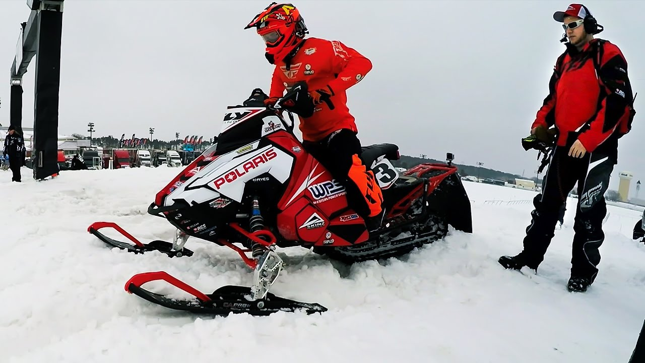 gopro snocross racing as a family leighton motorsports youtube